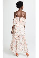 BB Dakota Tae Back Ruffle Dress