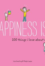 hachette Book Group Happiness Is . . . 200 Things I Love About Mom pb