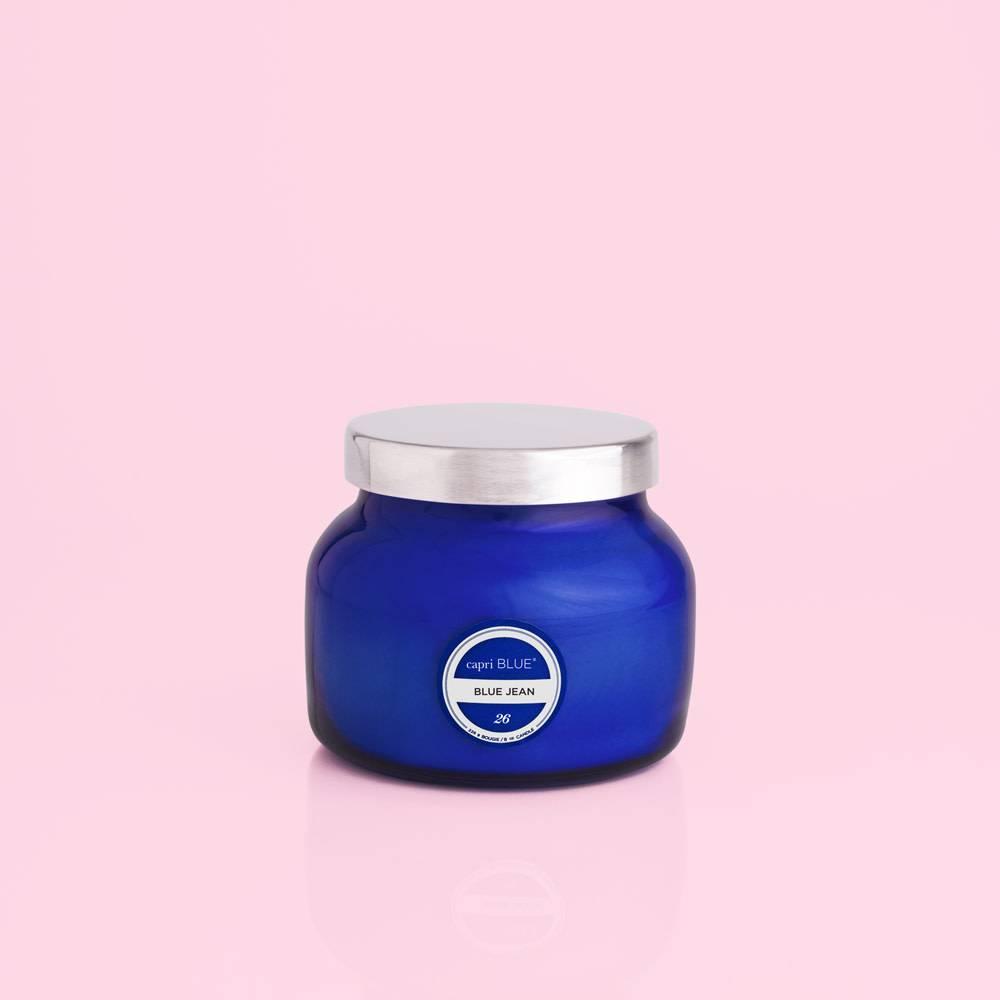 Capri Blue Petite Signature Jar