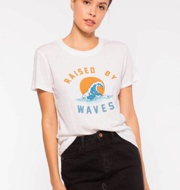 Sub_Urban Riot Raised By Waves Loose Tee White