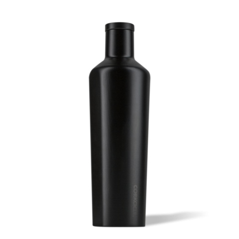 Corkcicle Canteen 25oz Dipped Blackout