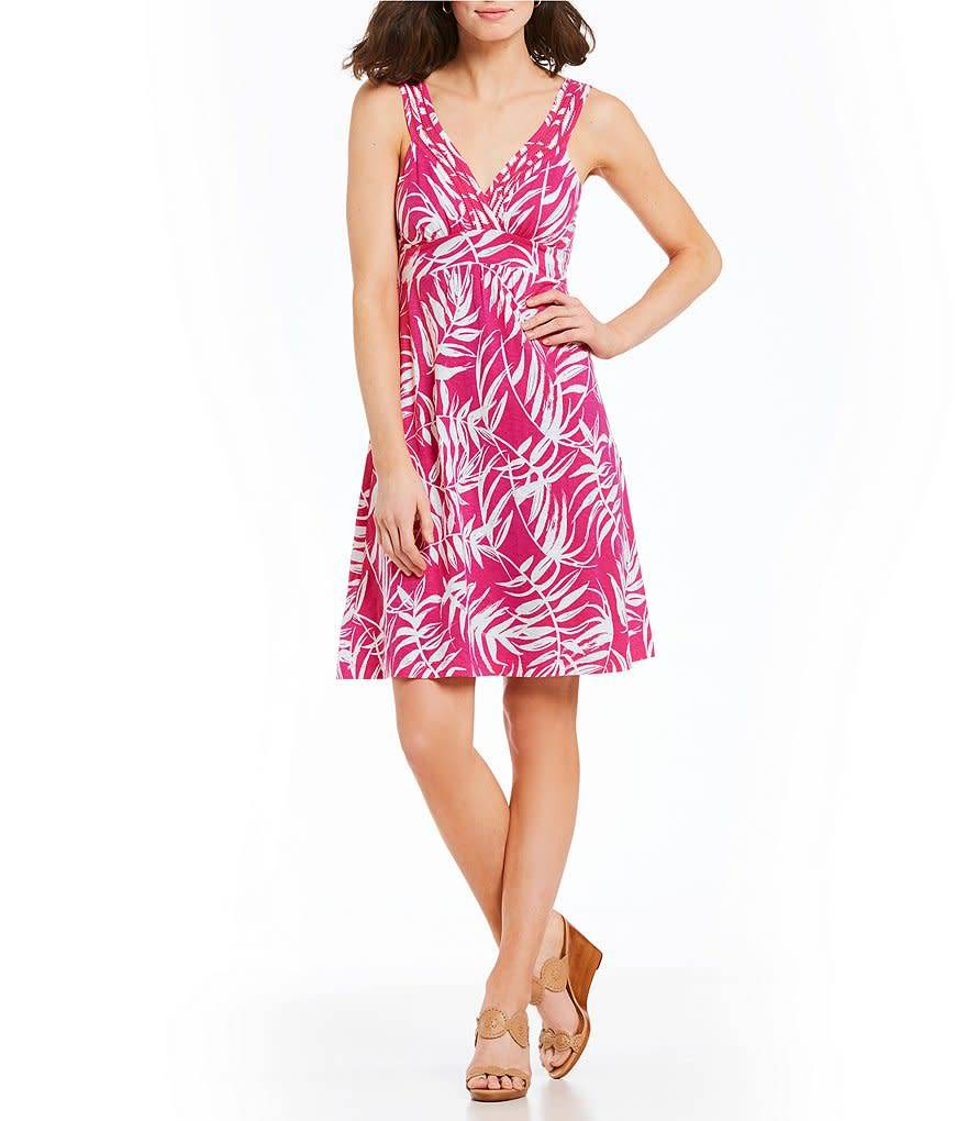 Tommy Bahama Fronds with Benefits Sundress