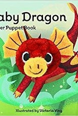 hachette Book Group Baby Dragon:  Finger Puppet Book