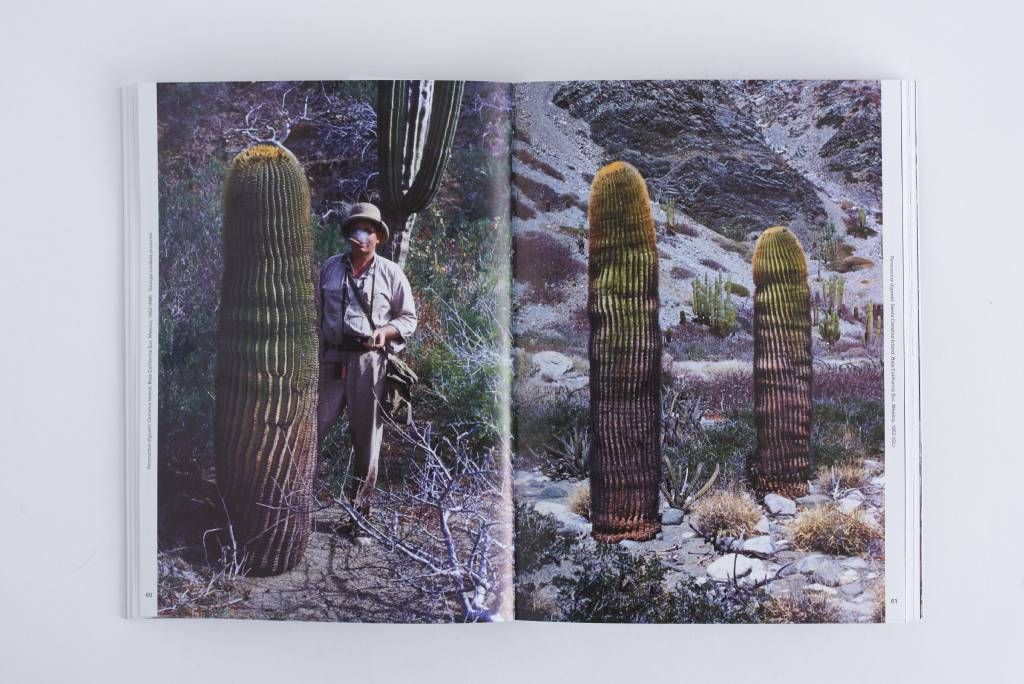 Hat & Beard Press XEROPHILE: Cactus Photographs from expeditions of the obsessed
