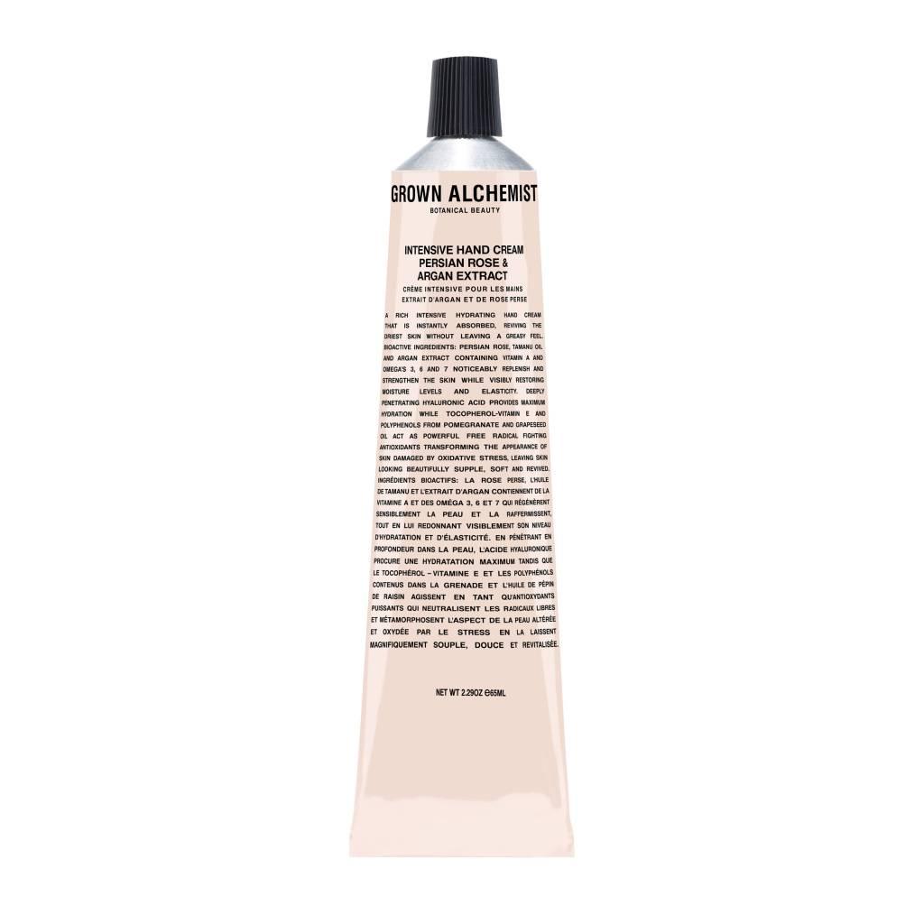 Grown Alchemist Grown Alchemist Intensive Hand Cream: Rose & Argan 65ml
