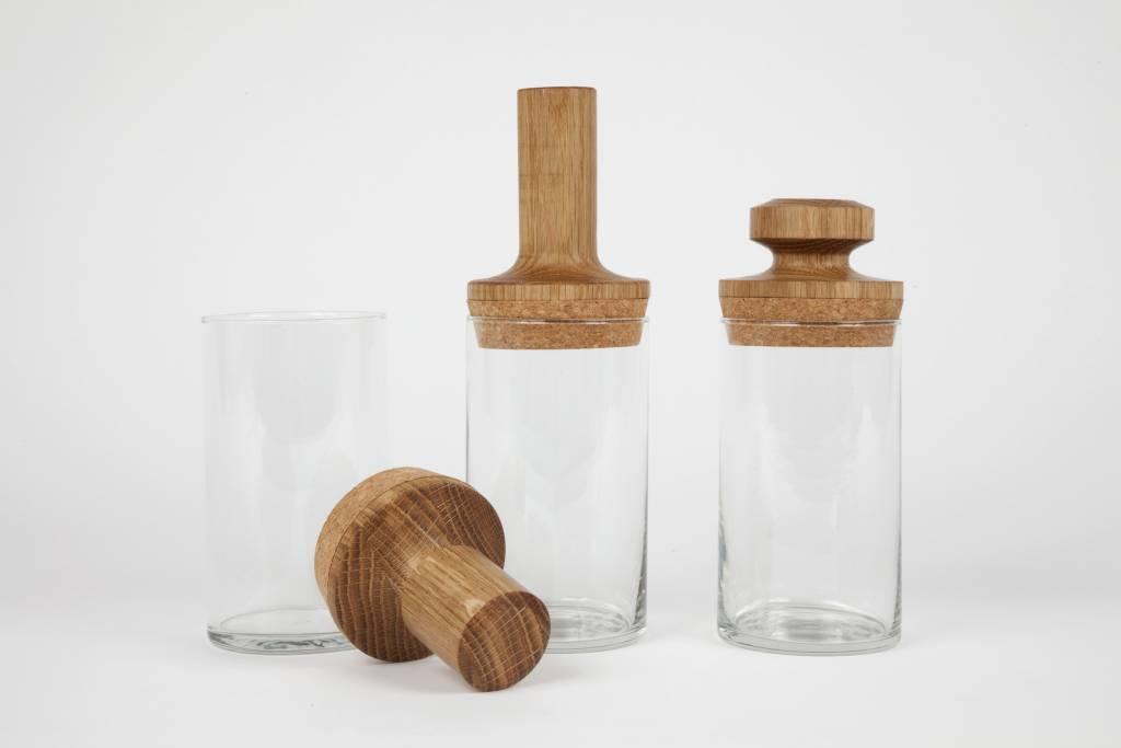 Fort Standard Dry Goods Vessel: White Oak