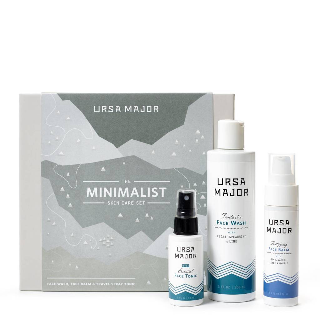 Ursa Major Ursa Major Minimalist Skin Care Set