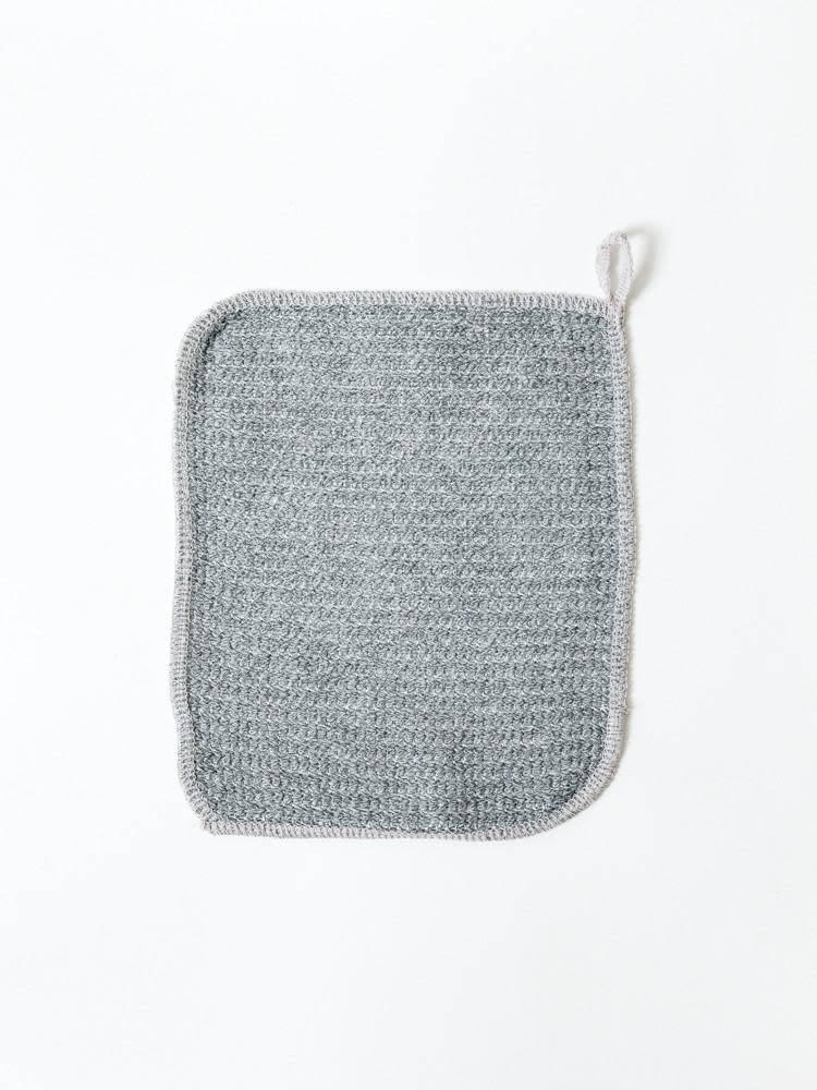 Morihata Charcoal Infused Face Scrubbing Towel