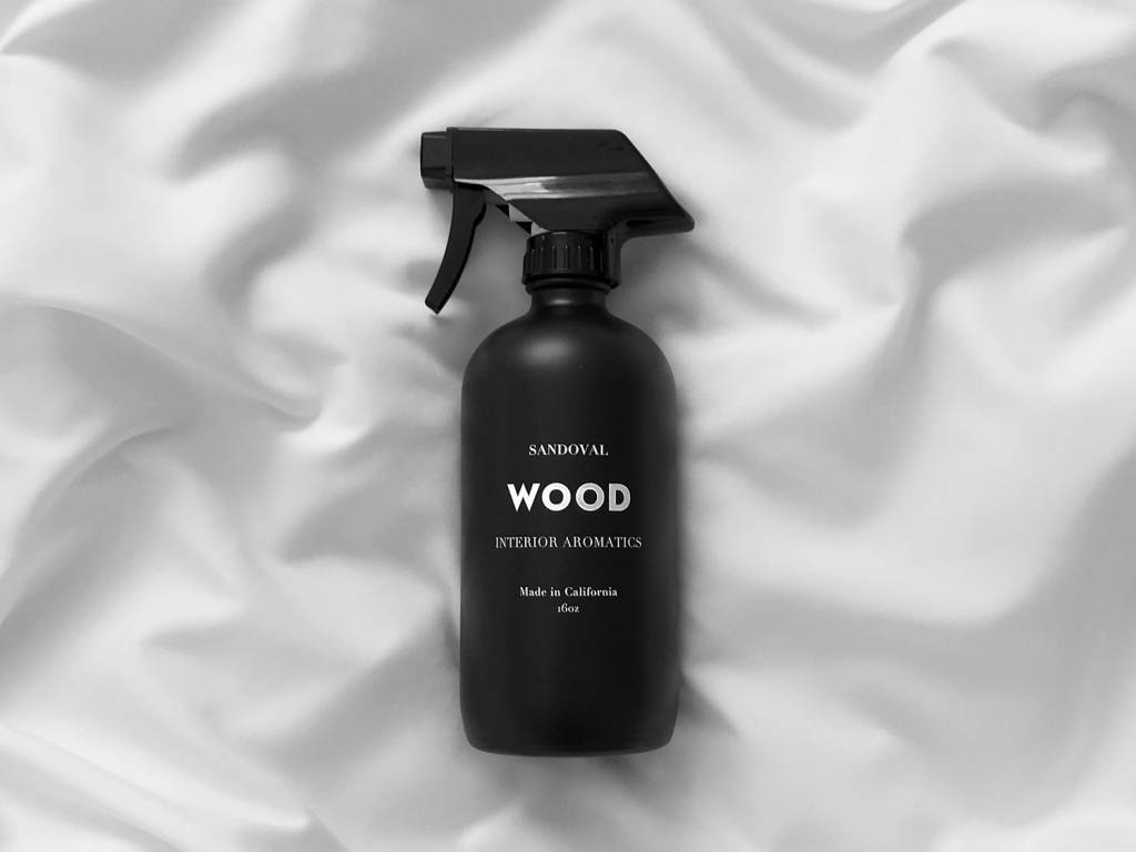 Sandoval Sandoval WOOD Room Spray
