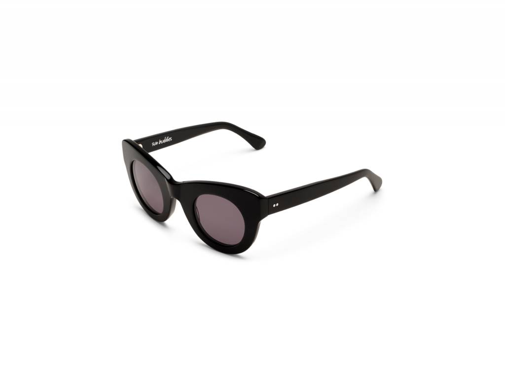 Sun Buddies Uma Sunglasses in Black