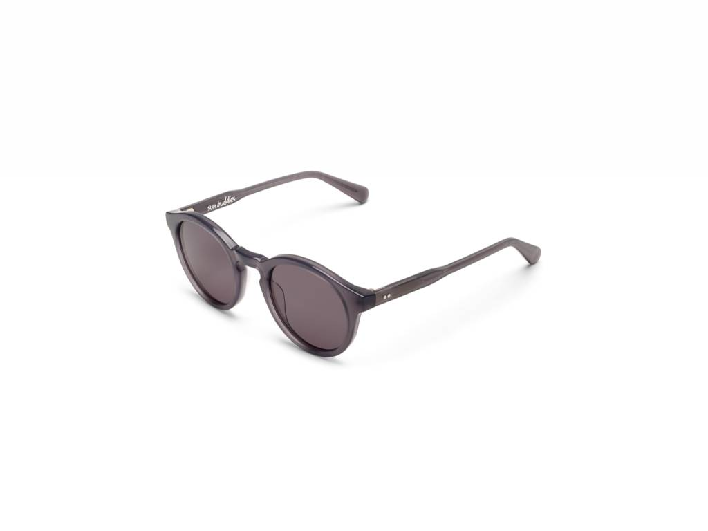 Sun Buddies Zinedine Sunglasses in Milky Grey