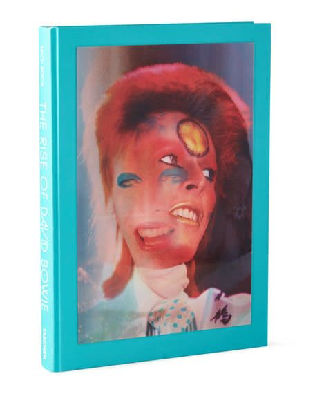 Taschen The Rise of David Bowie by Mick Rock