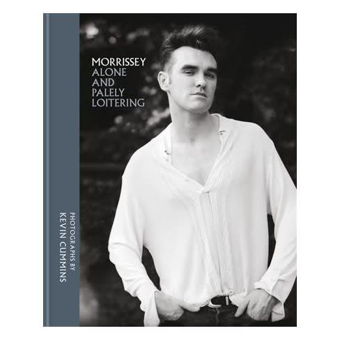 Morrissey: Alone and Palely Loitering by Kevin Cummins