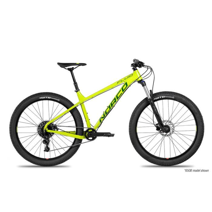 Norco Fluid 2 HT PLUS