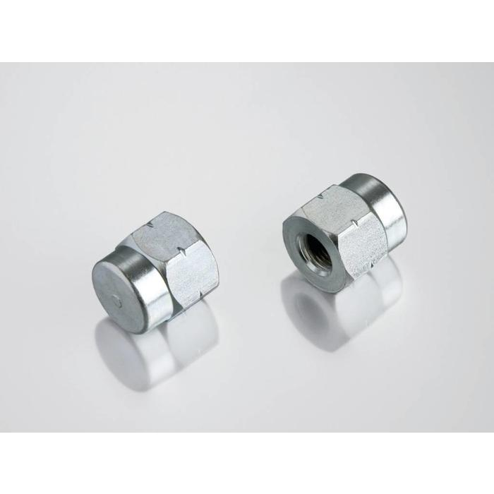 Axle nut M10 x 1 (set of 2) for indoor trainers T1415