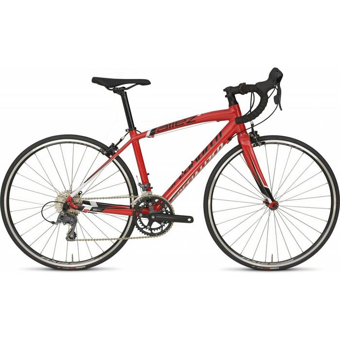 Specialized ALLEZ JR 650C Red/White/Black 44 - Impala Bicycles