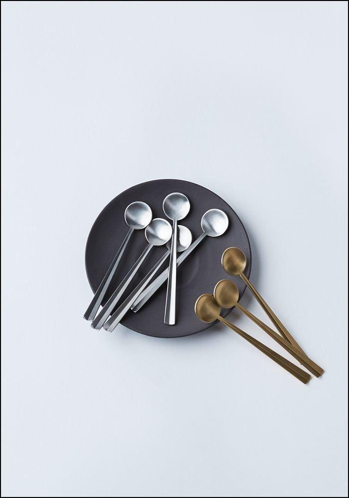 Canvas Demitase Spoons