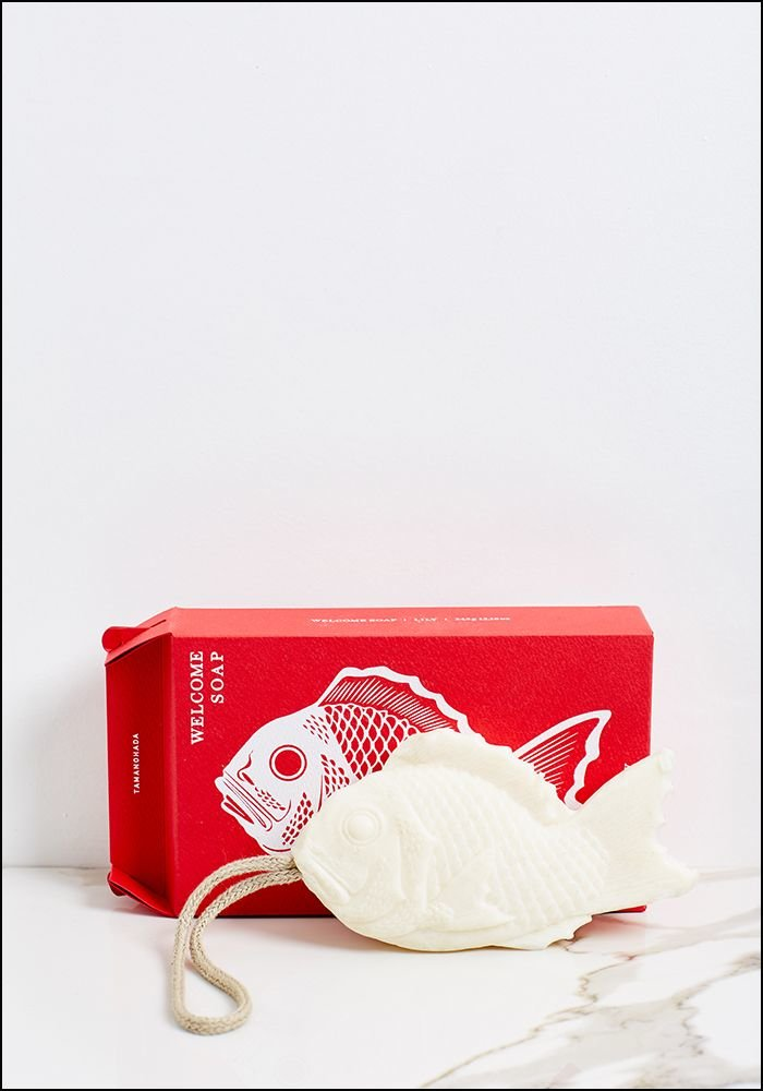 Saikai Tai Fish Soap