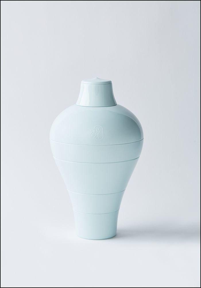 Blue Bowl Stacking Set