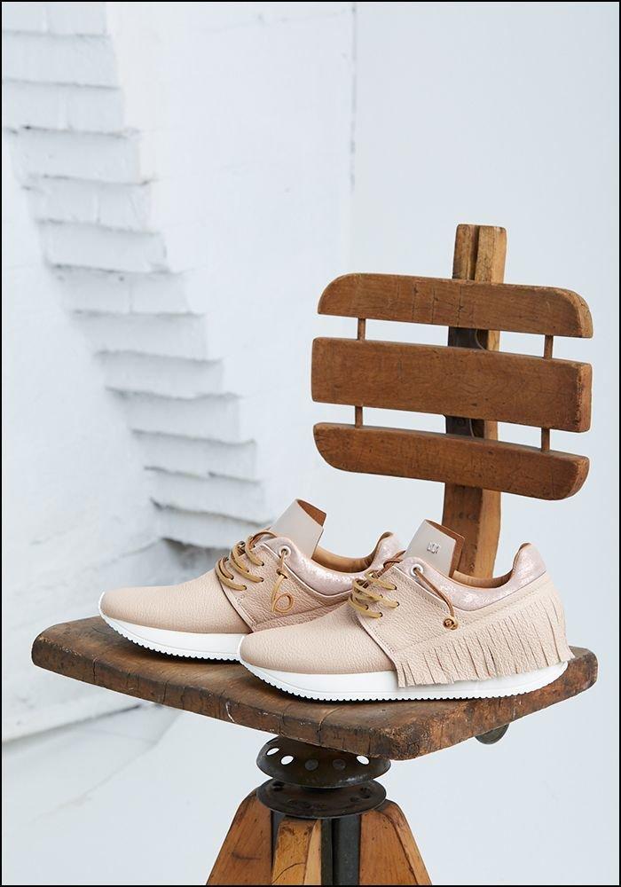 Fringe Italian Sneaker