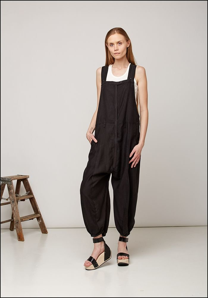 Drop Pants Jumpsuit