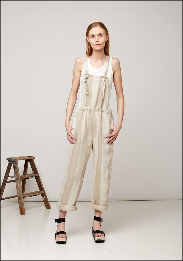 Linen Overall 91032
