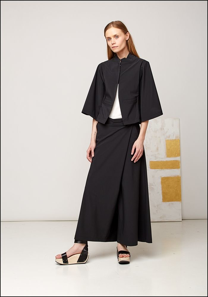Kimono Sleeve Capelet 2007