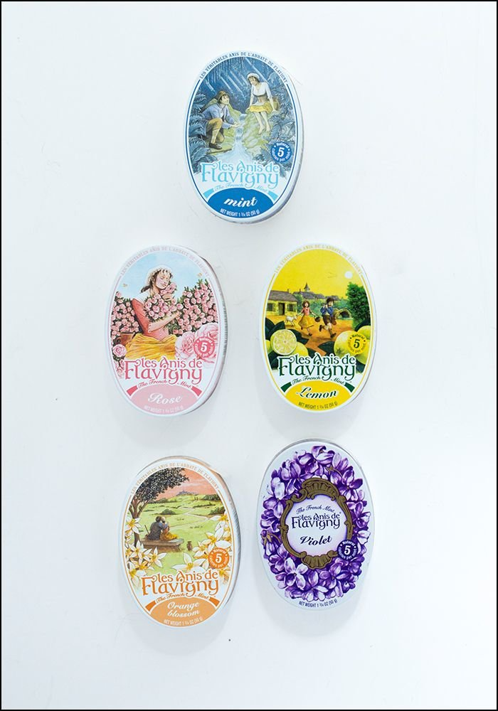 French All Natural Candies