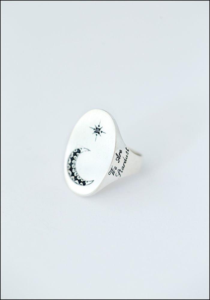 Nova Signet Ring