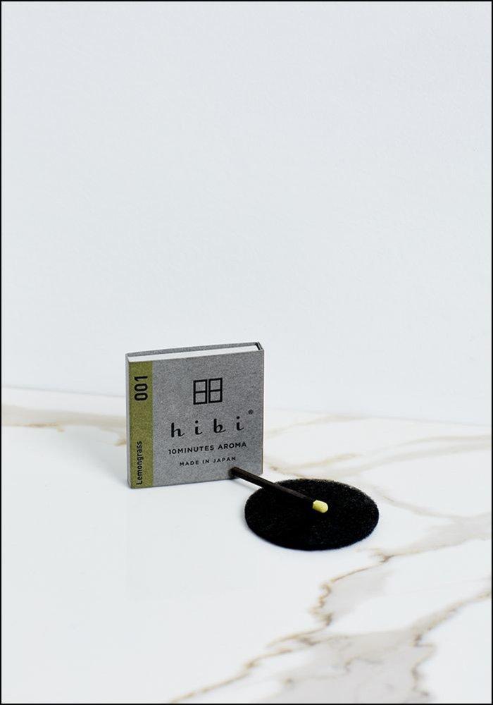 Hibi Aroma Incense Match