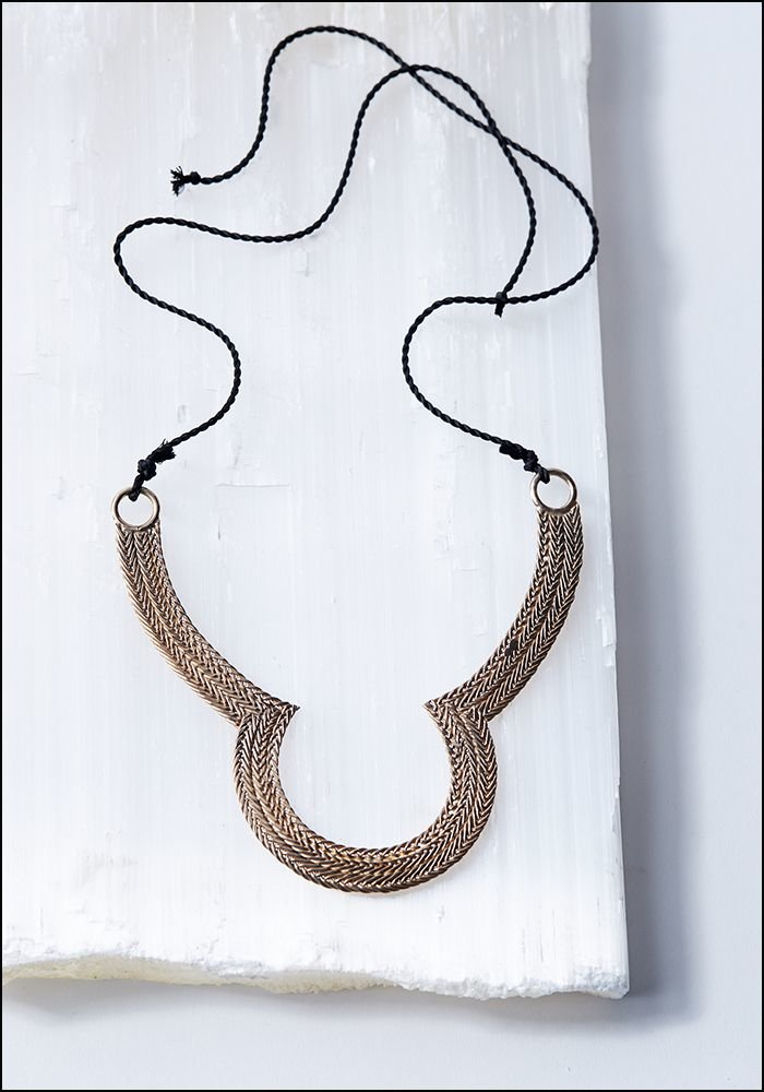 Claude Collar Necklace