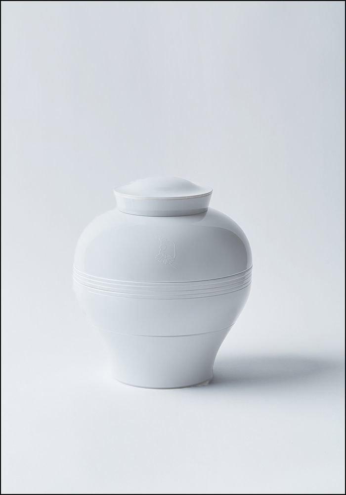 Yuan White Stacking Set