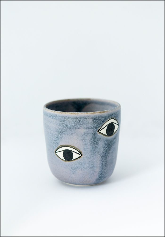 Spirit Eyes Many Eyes Cup