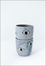 Spirit Eyes Many Eyes Cup