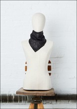 Von Drenik Leather Neck Kerchief