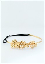 Belart Paramo Gold Half Headpiece