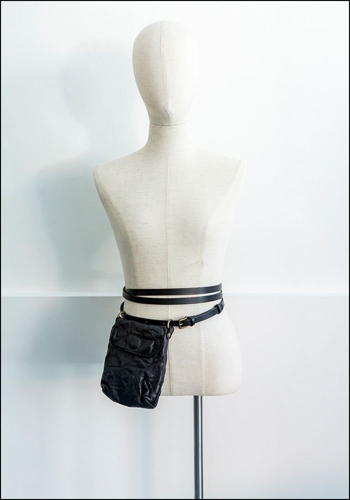 Teo+Ng Wrap Around Belt Pouch