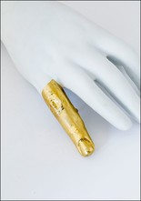 Angostura Full Gold Finger Ring