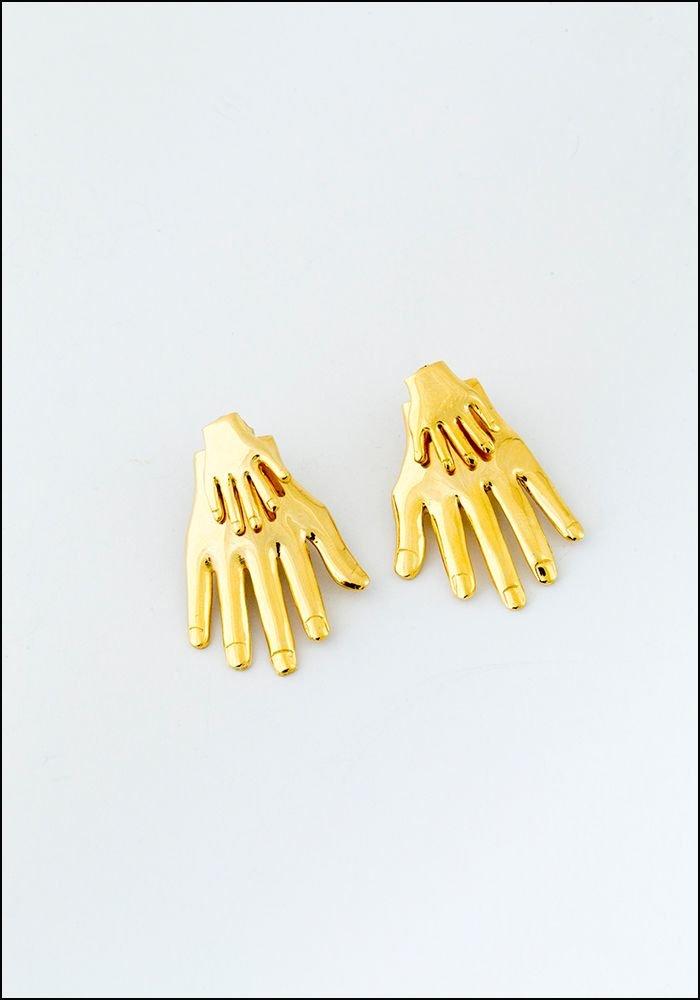 Sophie Simone Hands Earrings