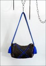 Woven Tassel Bag