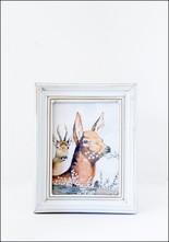 Ceramic Rectangle Frame