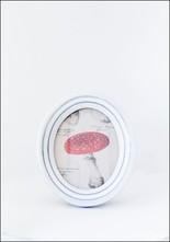 Ceramic Oval Frame