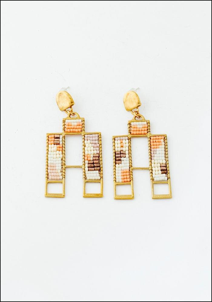 Alchemilla Palace Earrings
