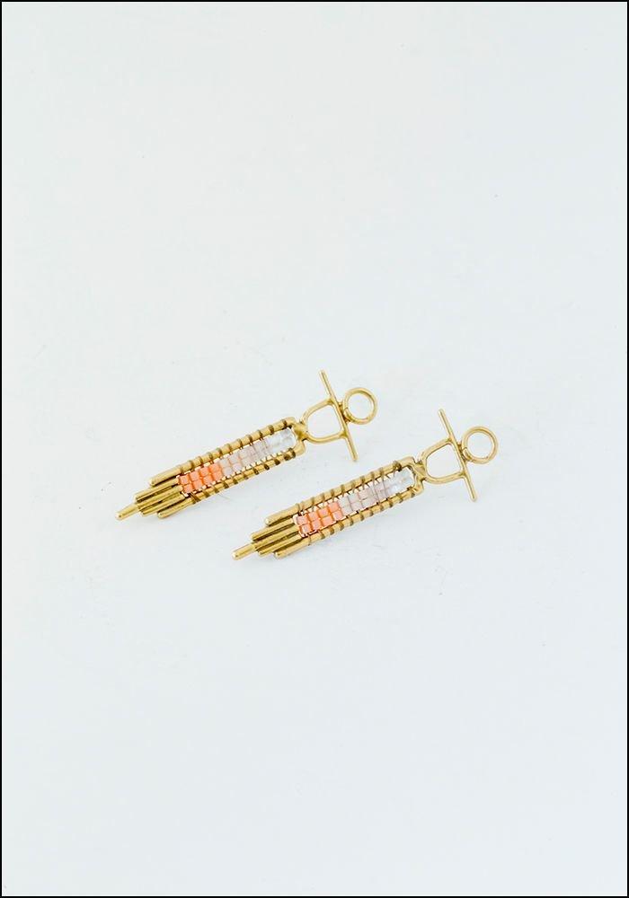 Alchemilla Pylon Earrings