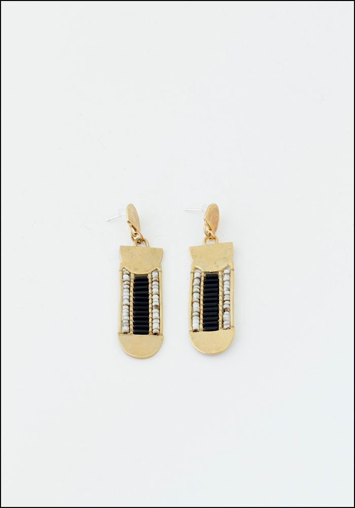 Alchemilla Relic Earrings