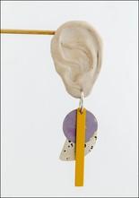 Klee Lavender Earrings