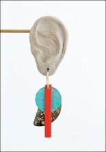 Klee Patina Earrings