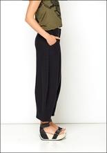 Lurdes Bergada Knit Loose Drop Crotch Pants