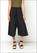 Lurdes Bergada Cord Waist Wide Leg Culottes