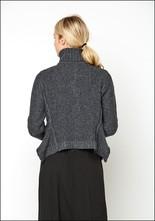 Lurdes Bergada Chunky Knit Button Cardigan